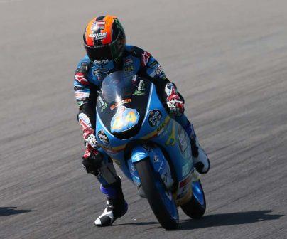 Arón Canet termina quinto en Alemania
