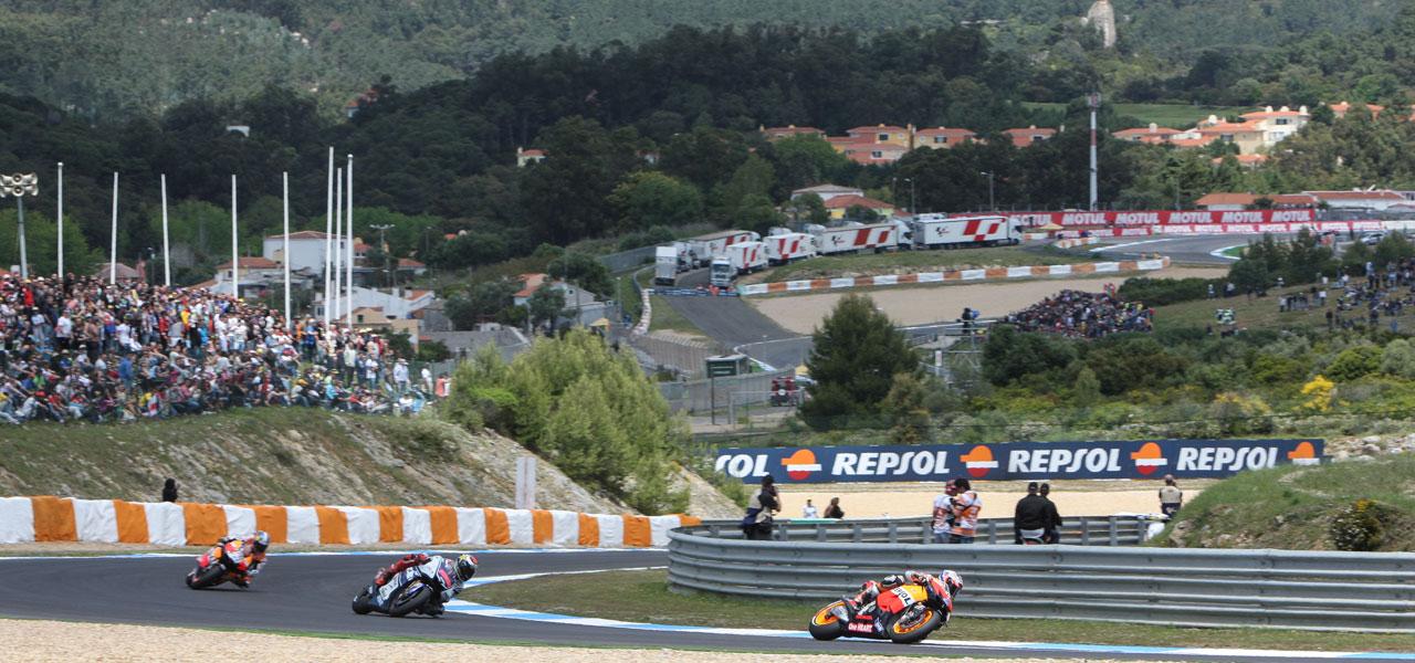 The future circuits of the MotoGP World Championship