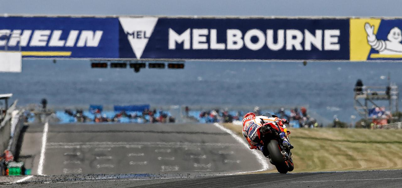 Horarios GP de Australia MotoGP 2019