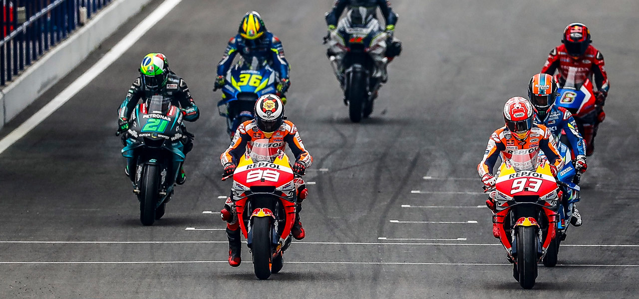 Marc Márquez arrives at French Grand Prix top of the standings