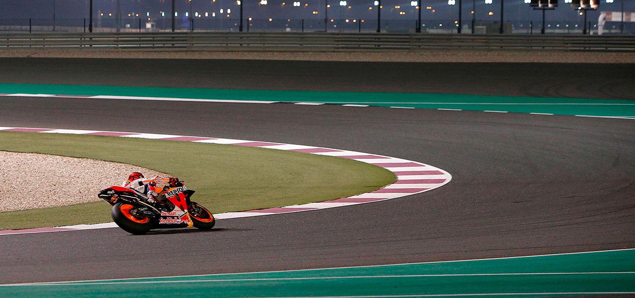 Horarios GP de Catar de MotoGP 2019