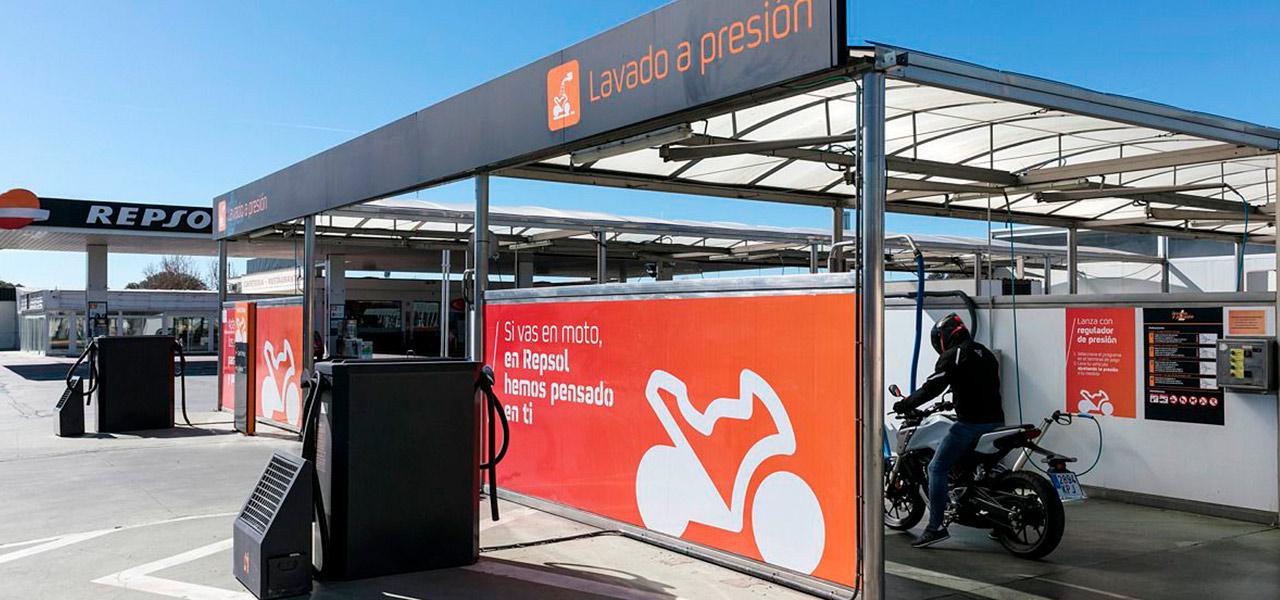 Moto Stop: Una nueva forma de repostar para los motoristas