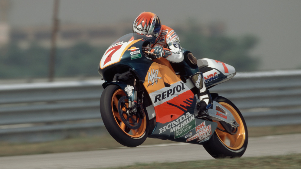 Repsol Honda and the riders of the rising sun