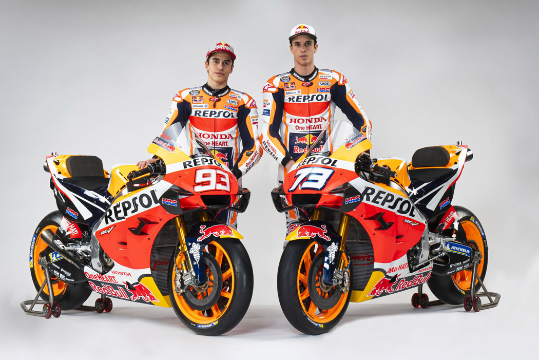 Watch the Repsol Honda Team's best virtual GP moments