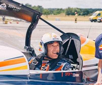 Red Bull Air Race, la competición más rápida en el aire