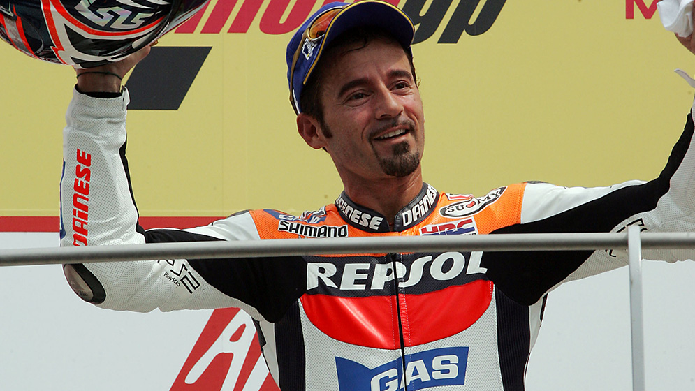 "Max Biaggi: ""This year the Marc-Honda pairing is in very good shape"""