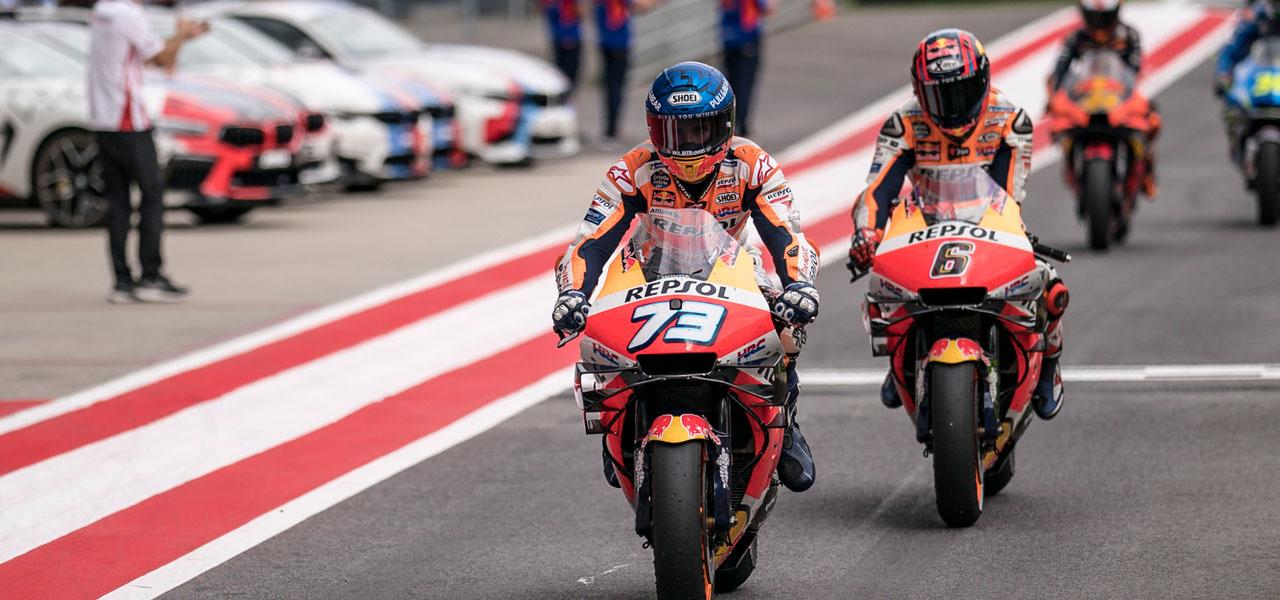 🥇 GP de San Marino MotoGP 2020: horario, TV y dónde ver hoy en directo online