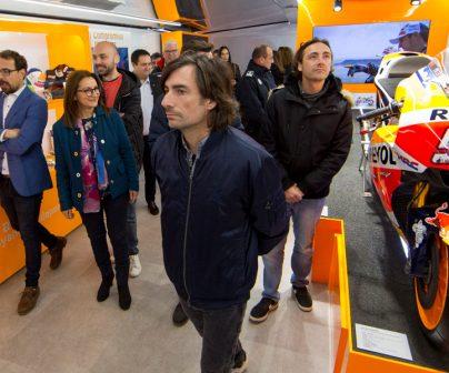 Zamora inaugura el Repsol Racing Tour del 50 aniversario>