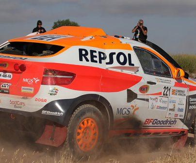 Sodicar BV6 del Repsol Rally team para el Dakar
