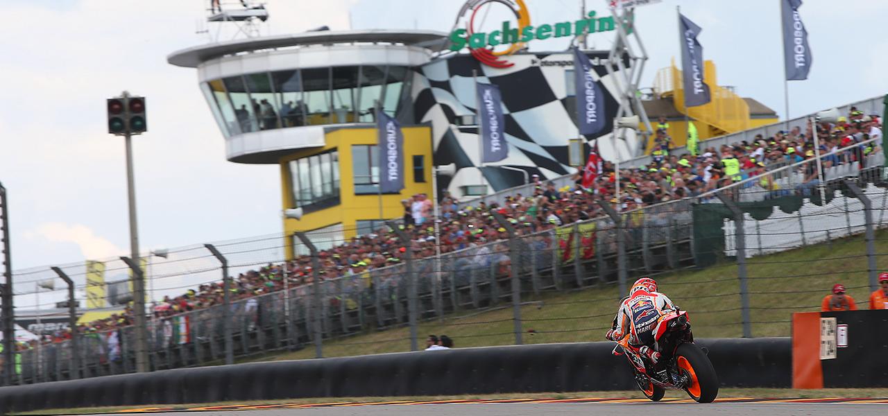 Horarios GP de Alemania MotoGP 2019