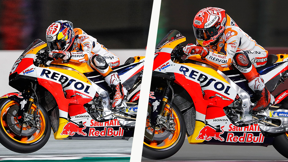 What does Satu Hati mean, and why is it on the Repsol Honda bikes?