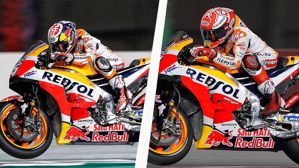 ¿Qué significa ese Satu Hati que veis en las motos de Repsol Honda?