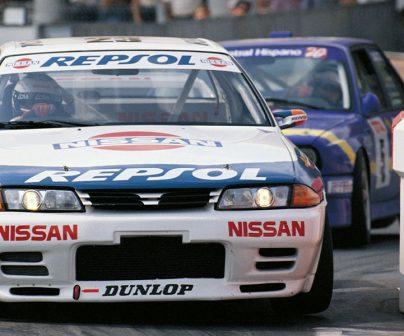 Nissan Skyline GT-R Repsol