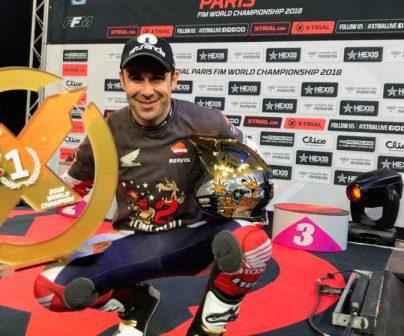 Toni Bou suma su duodécimo Campeonato del Mundo de X-Trial