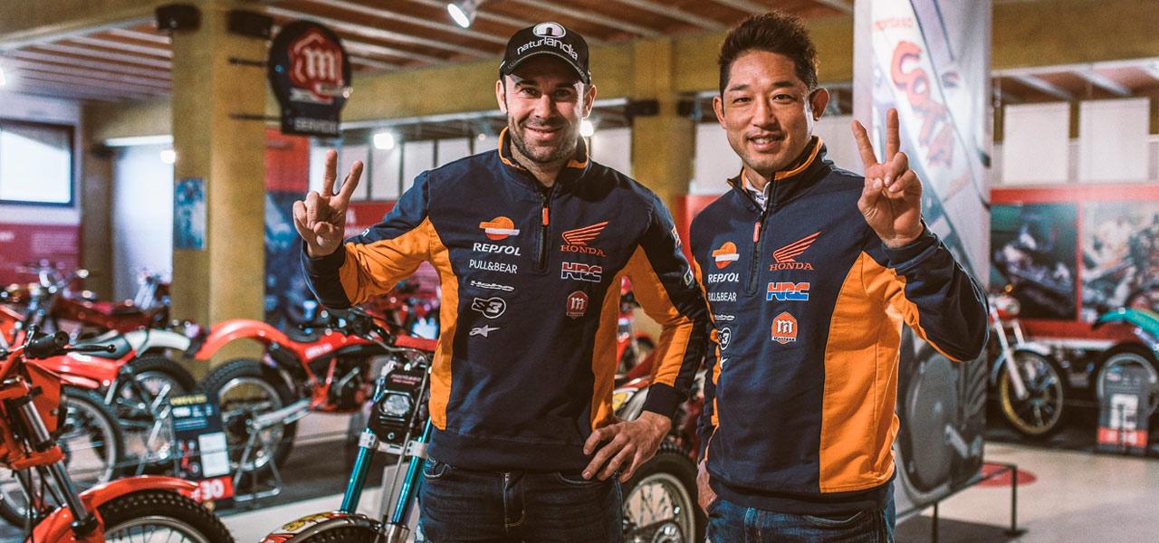 La historia de Montesa, los constructores de la moto de Toni Bou y Takahisa Fujinami