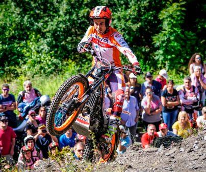 Toni Bou Andorra trial 99 victorias