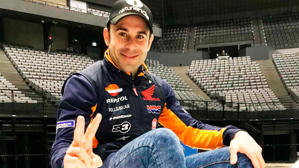 "Toni Bou: ""These are good times, and we hope they're here to stay"""