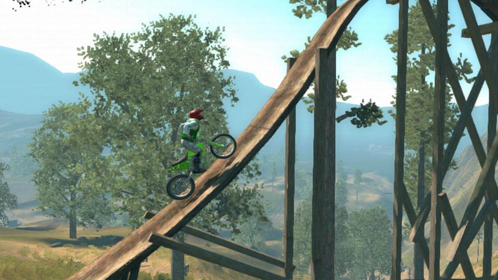 El videojuego de Trial con el misterio más grande del mundo