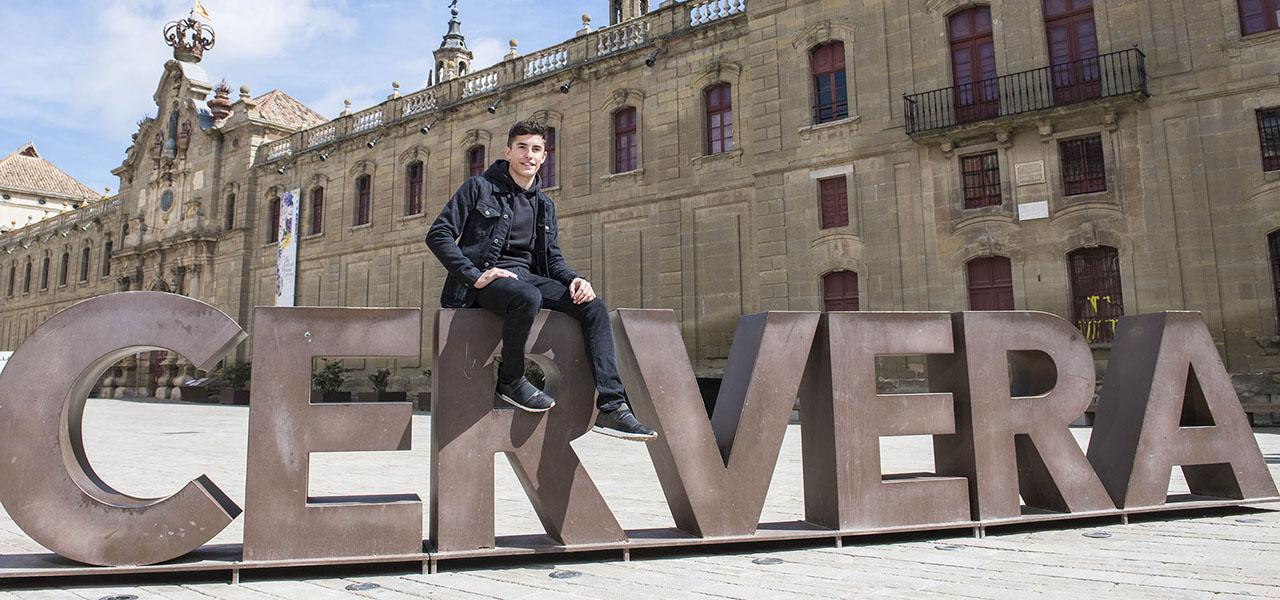 Blog de Marc Márquez: La tranquilidad de estar en casa