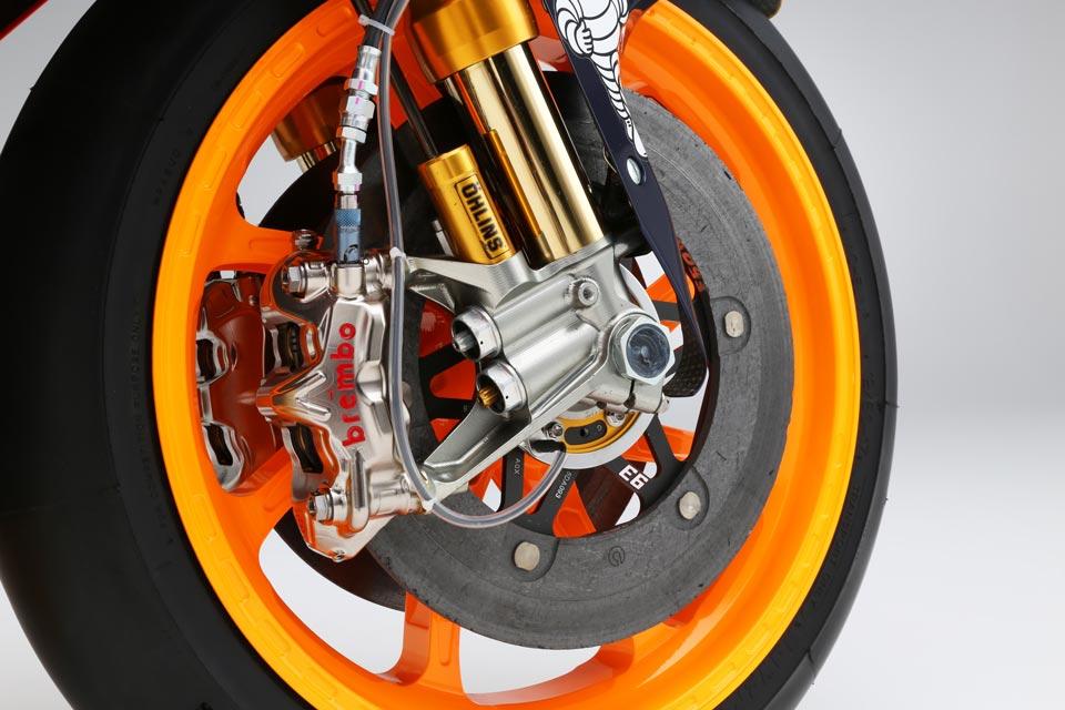 Rueda de MotoGP