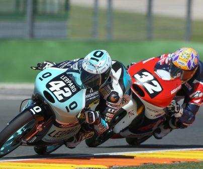 Moto3 riders