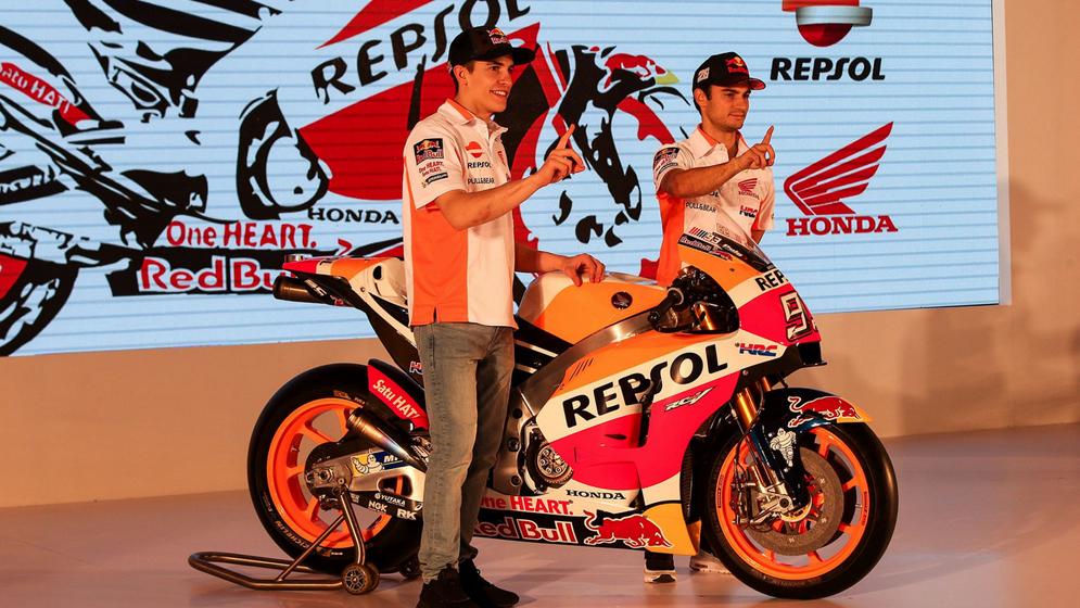 2017 Repsol Honda Team presentation