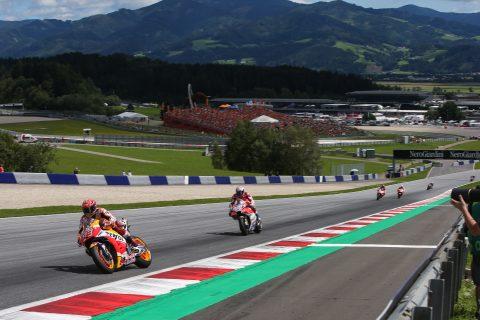 Marc Márquez Red Bull Ring GP Austria 2017
