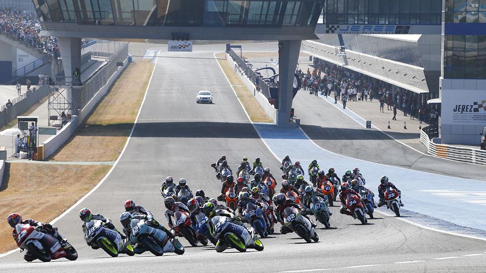 FIM CEV Repsol 2016. Jerez