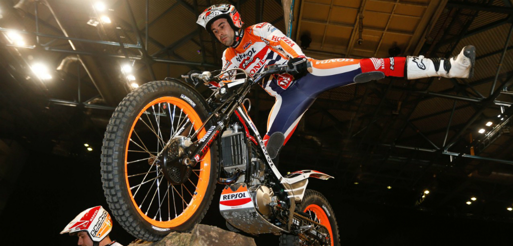 Sheffield hosts the start of the X-Trial World Championship