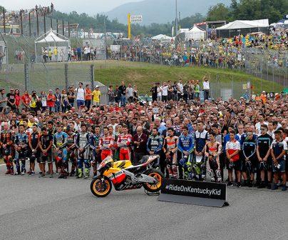 Galería de imágenes GP de Italia 2017