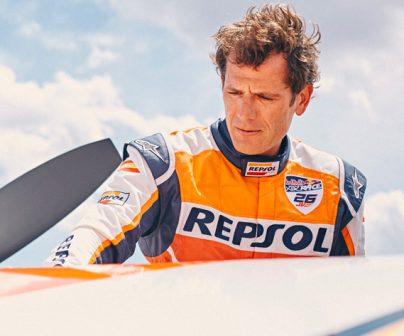 Team Velarde 26. Red Bull Air Race