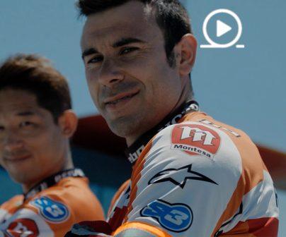 El Equipo Repsol Honda con #RespetoEnCarretera