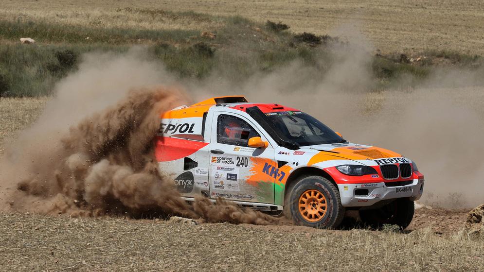 Isidre Esteve. Repsol Rally Team 2017-2018