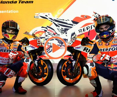 Highlights of Repsol Honda presentation in Jakarta