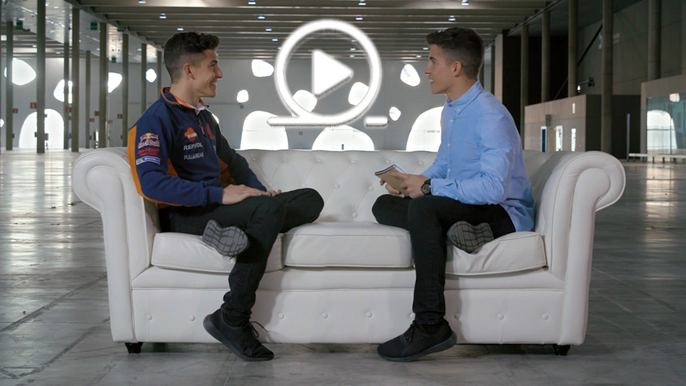 Video: Marc VS Márquez