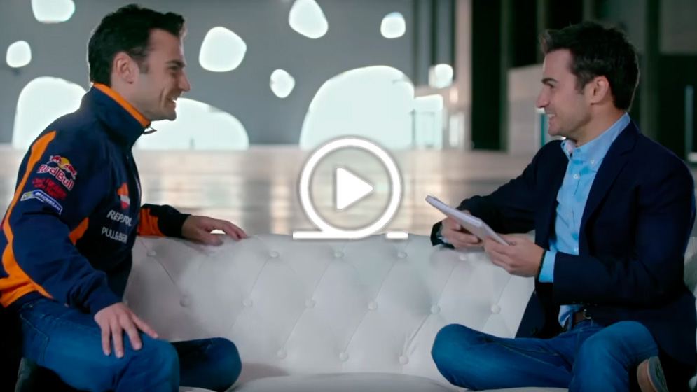 The impossible interview: Dani Vs Pedrosa