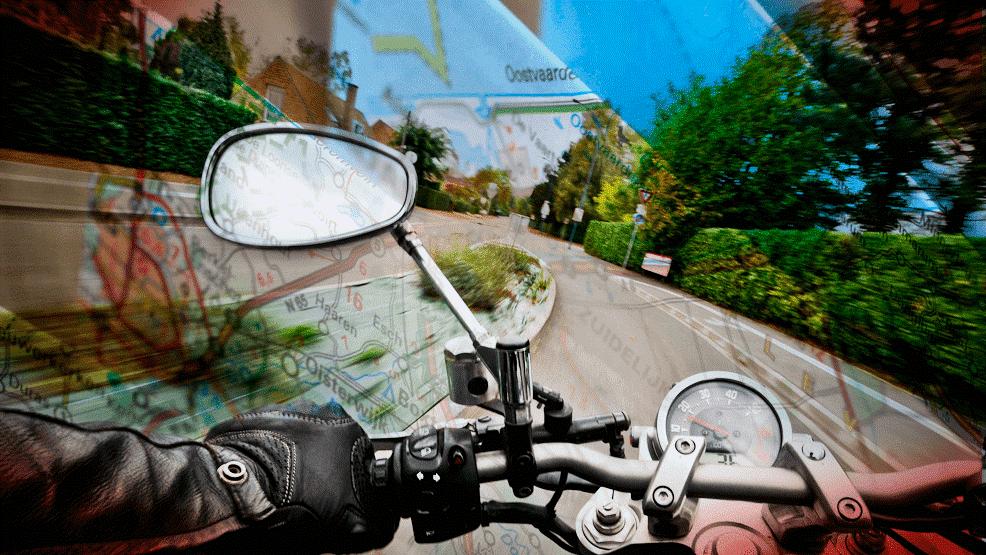 10 consejos para salir de ruta en moto. ¡No te los pierdas!