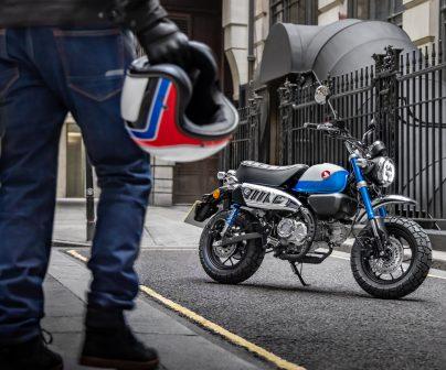 The 125cc Honda Monkey, characteristics of a unique and fun bike>