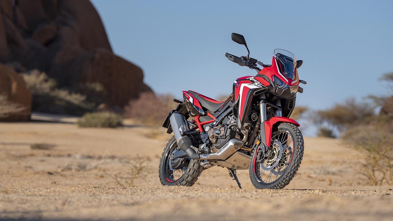 Honda África Twin 2021