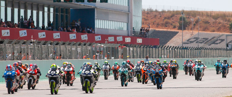 FIM CEV Repsol could Crown in Jerez the Moto3 and Superbikes Champions