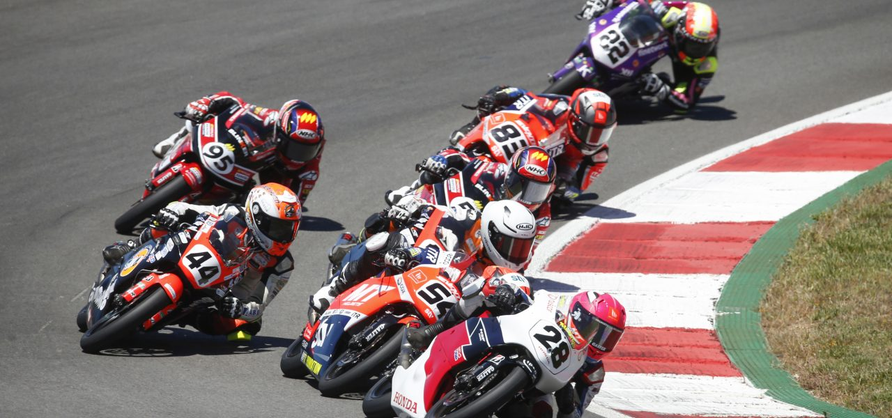 FIM CEV Repsol visits Aragón for fifth round of the season