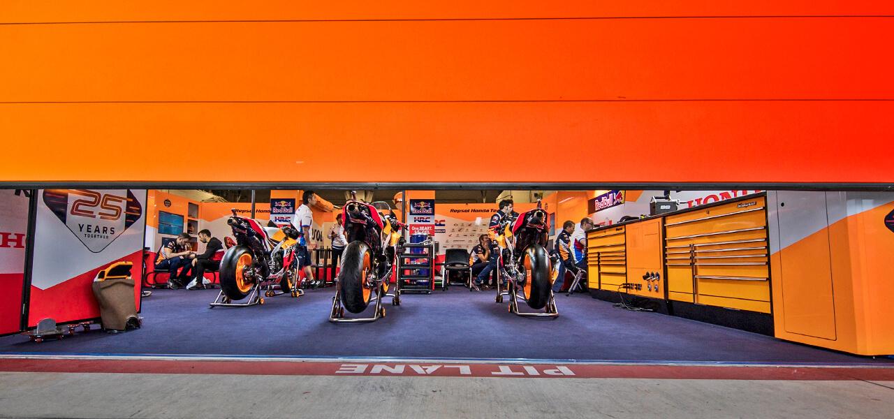 Trabajos de MotoGP: 5 figuras muy exigentes que quizá desconoces