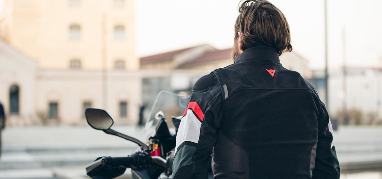 El airbag para moto, un elemento clave para la seguridad
