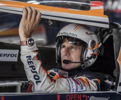 """Juan Velarde, el piloto español de la """"Fórmula 1 del aire"""""""