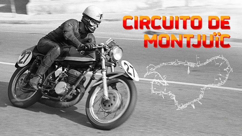 Así fue el circuito de Montjuic