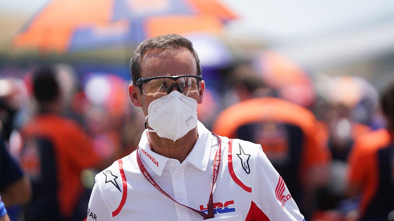 """""""La primera carrera de Pol Espargaró con nuestra moto es positiva"""""""