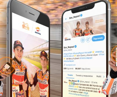 Experience the 2018 MotoGP World Championship live with Box Repsol
