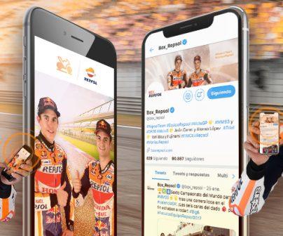 Vive el Mundial de MotoGP 2018 en directo con  Box Repsol