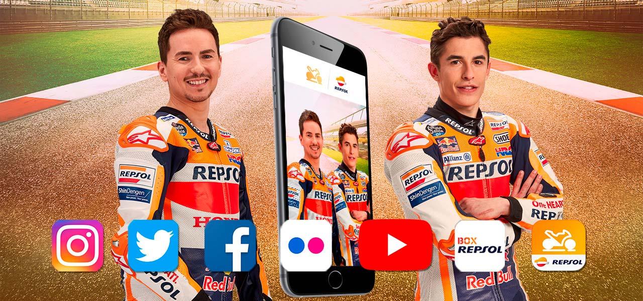 Vive el Mundial de MotoGP 2019 en directo con Box Repsol