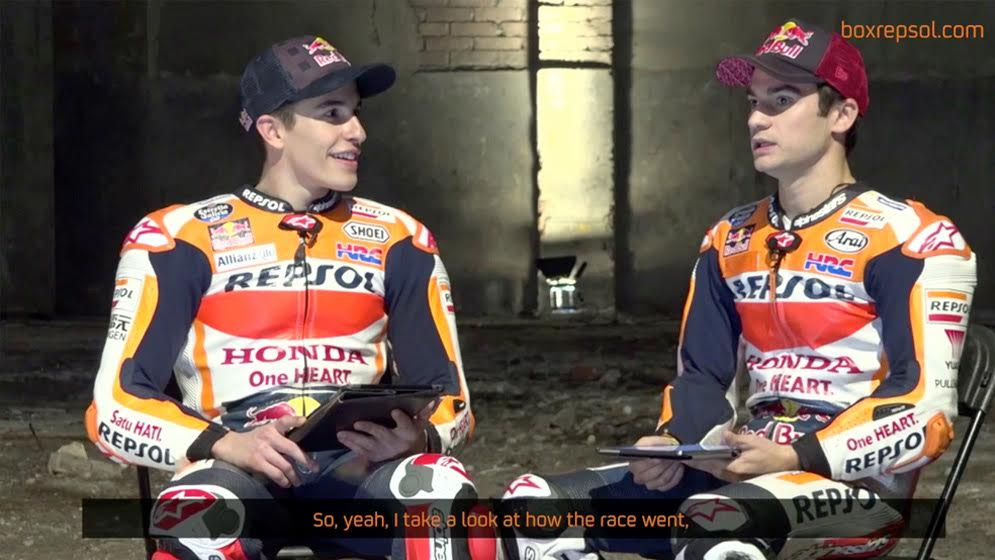 #AskMarcDani2017: To watch the race rebroadcast